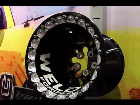 Weld Racing Delta 1 Forged Drive Wheels Revolutionary One Drag