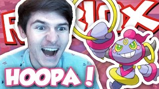 FINDING HOOPA!!! / Roblox Adventures / Pokemon Fighters EX Gameplay