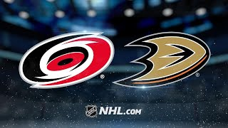 Gibson makes 28 saves in Ducks