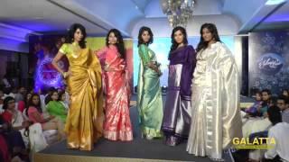 Palam Silks Festive Collections 2015 Fashion Show