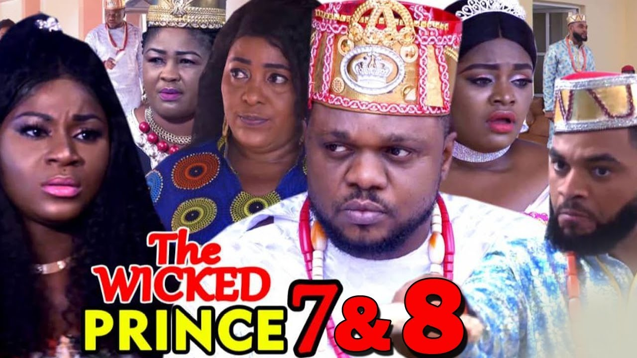 Download THE WICKED PRINCE SEASON FINALE - Ken Erics   Nigerian Movies 2019 Latest Full Movies