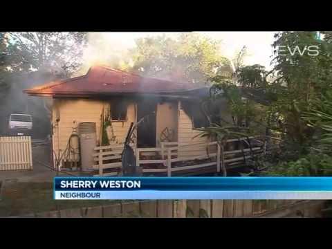 Tragic house fire