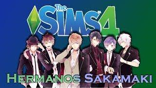 The SIMS 4 CAS: Los Hermanos Sakamaki (Diabolik Lovers)