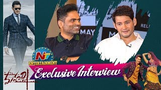 Mahesh Babu And Vamshi Paidipally Exclusive Interview About Maharshi Movie NTV Entertainment