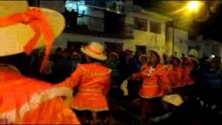 Fiesta de San Juan Bautista en Pomabamba - Ancash - 2015