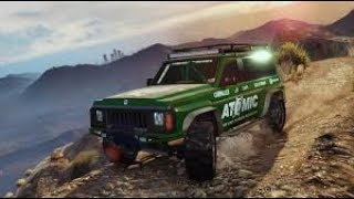 GTA Online NEW Annis Hellion Car Review! BEST OFFROAD Vehicle!  - Gta Online