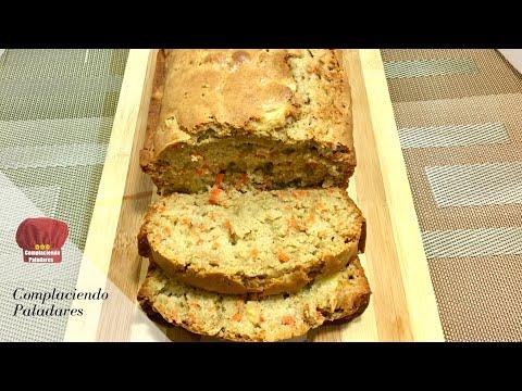 Panque de Zanahoria | Carrot Bread