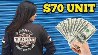 CAN I MAKE $500 IN 1 HOUR I Bought An Abandoned Storage Unit Locker / Opening Mystery Boxes / Wars