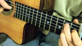 Cours de guitare - The Eagles : Hotel California « INTRO » (4/4) ...Am7 et B7!