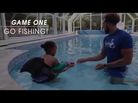 Learn To Swim With 5 Games!