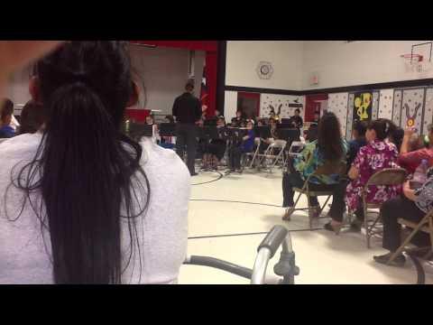 Samurai Del Norte Heights Elementary School Band