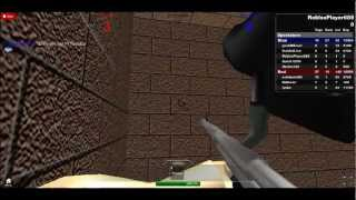 Roblox - Paintball /w RobloxPllayer689