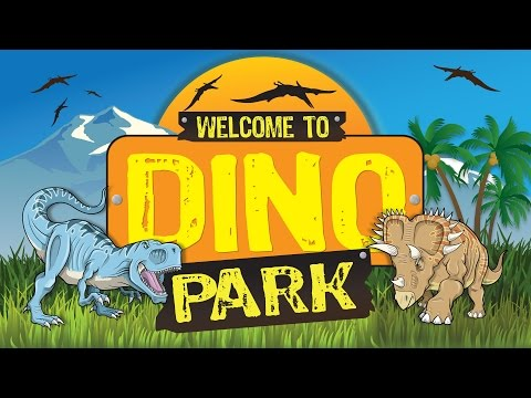 What Things To Do In Dumfries and Galloway With Kids - Fun Family Stuff at Dino Park Dumfries
