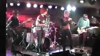 橋渡し LIVE @ MANDA-LA 2/'09 12 8 曲名:HAAPY HOUR.