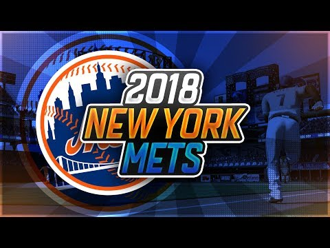2018 NEW YORK METS! (PROJECTED OPENING DAY ROSTER)! MLB THE SHOW 17 DIAMOND DYNASTY!
