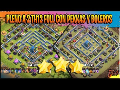 PLENOS A TH12 FULL CON PEKKAS Y LANZARROCAS