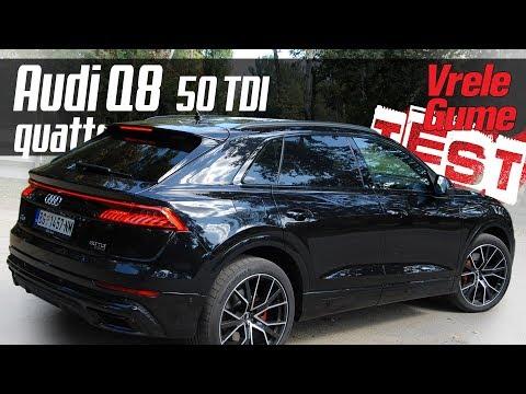 Audi Q8 od ushićenja do pitanja- ROAD TEST by Miodrag Piroški