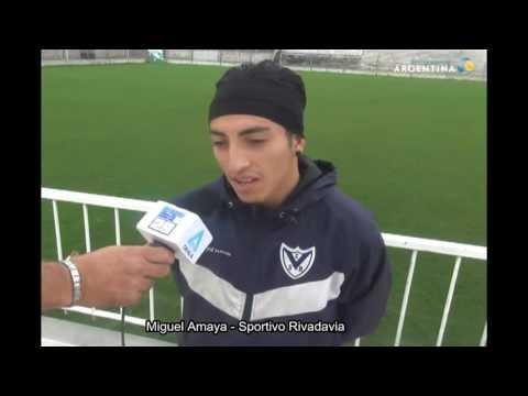 La historia de Sportivo Rivadavia - Parte 2