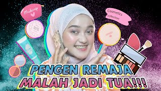 SEMUKA - MUKA PAKE EMINA COSMETIC'S!!! - WORTH IT GA YA?!