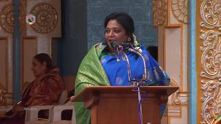 Talk by Dr. Tamilisai Soundararajan | Honourable Governor of Telangana | 19th Nov, 2019