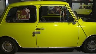 Pop culture car reviews | Mr Bean
