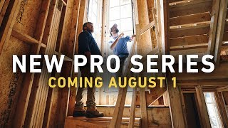 BUILDING SCIENCE /// A New Series from Lowe's Pro