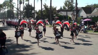 Dana MS - Symbol of Honor - 2011 Loara Band Review