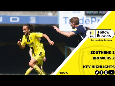 MATCH HIGHLIGHTS | Southend United 3-2 Burton Albion