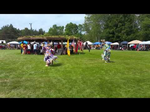 Odawa Homecoming Powwow 2015