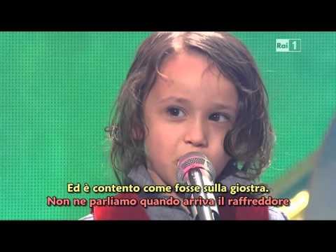 Il Mio Nasino - Lo Zecchino d'Oro 2012 - HQ con sottotitoli
