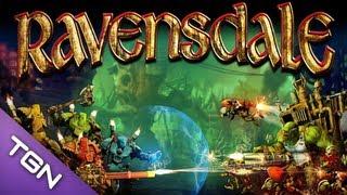 Ravensdale : Kickstarter Trailer - Indie Game