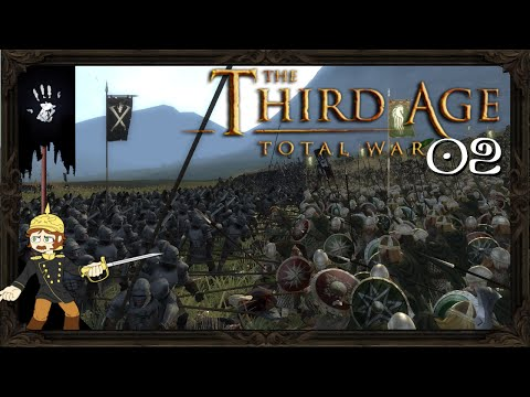 Third Age: Total War [Isengard] [02] - There will be no dawn for men!