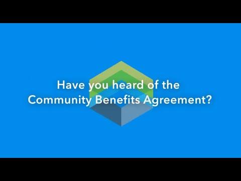 Community Benefits Agreement Cba Youtube