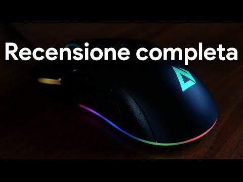 Mouse da Gaming Aukey GM-F1 - Recensione completa
