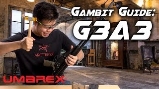 Gambit's Guide - Umarex H&K G3 GBBR - A Dream Brought To Life - RedWolf Airsoft RWTV
