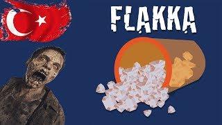 İnsanları Zombiye Dönüştüren Madde Flakka (Türkiye'deki Olay!)