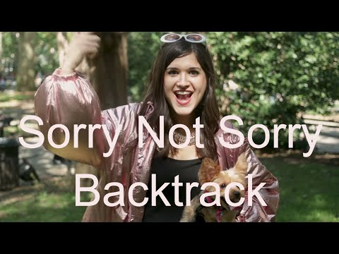 Sorry Not Sorry - Demi Lovato Cover (A Cappella) - Backtrack