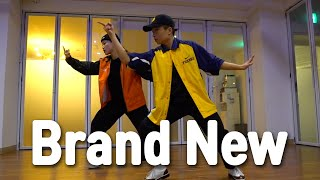 Shinhwa (신화) - Brand New / H2 댄스학원 LOCKING class