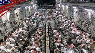 【寒すぎて震える】極寒の北極圏の上空から空挺降下