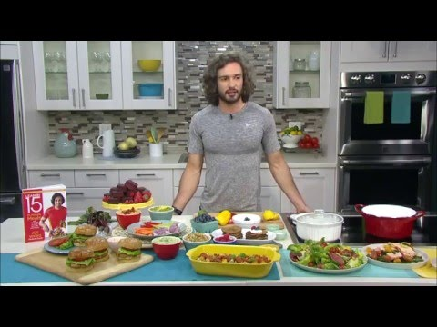The Body Coach Joe Wicks Talks Lean In 15 Book Recipes Hiit Workouts With Candace Rose Youtube