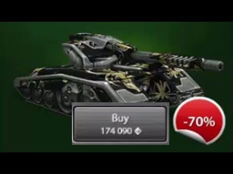 Tanki Online Kit Review - Cyclops Shaft Mammoth M2 Mr-A.F.F