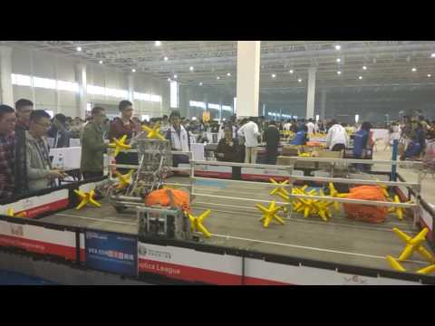 [1 v. 2] VEX Starstruck Competition - Asia Pacific Match 4