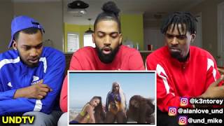 vuclip STEFFLON DON, FRENCH MONTANA - HURTIN ME [REACTION]