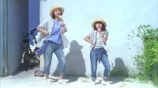 出演者:吉田羊 鈴木梨央 篇 名:「親子でキャンディーズ・ダンス」篇 3...
