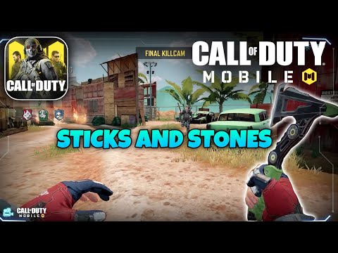 call-of-duty-mobile-sticks-and-stones-mode-gameplay-|-codm