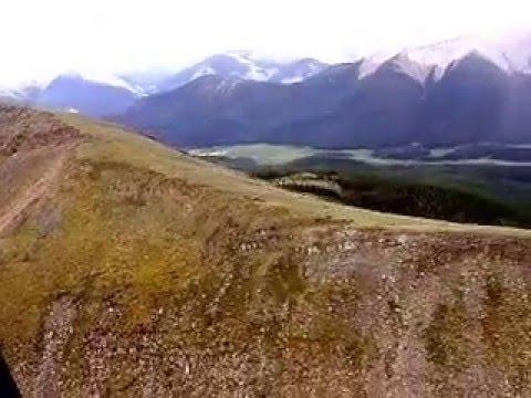 Canadian Rockies Flight, Alberta