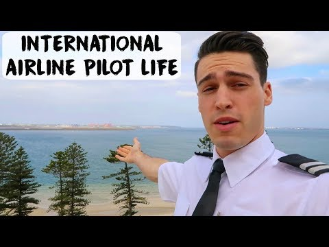 INTERNATIONAL AIRLINE PILOT LIFE | Phuket | Thailand - VLOG