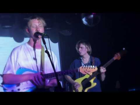 Yellow Days - Live at Moroccan Lounge (The Way Things Change)