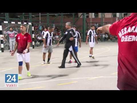 Finale o Turniri ko tikno fudbali Shuto Orizari 2016 Roma Shutka -Fileo