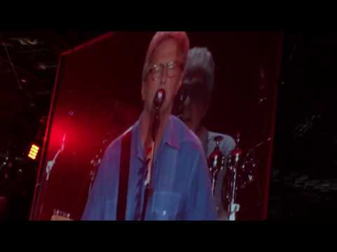 Eric Clapton - Last Live Performance - September 18, 2017 - The Forum